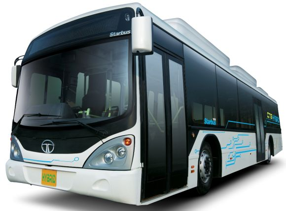 ISRO, Tata Motors develop India's first hydrogen fuel cell bus