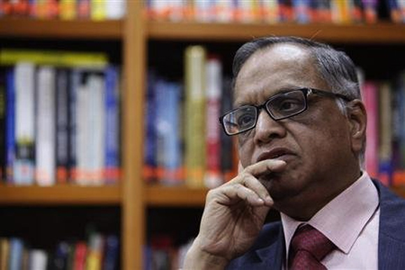 Murthy silences his critics with Sikka's appointment