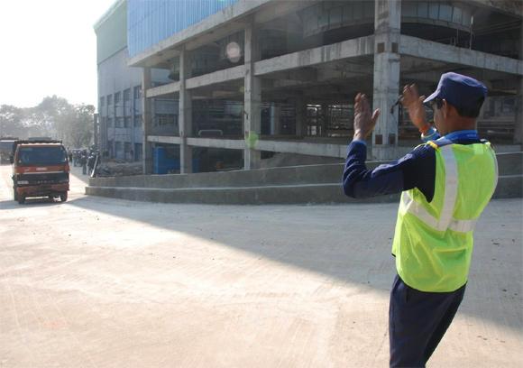 Timarpur Okhla Waste Management Company.