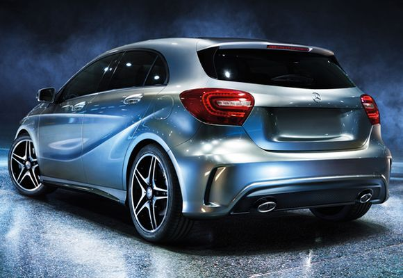 Mercedes A Class is not tweaked for Indian roads