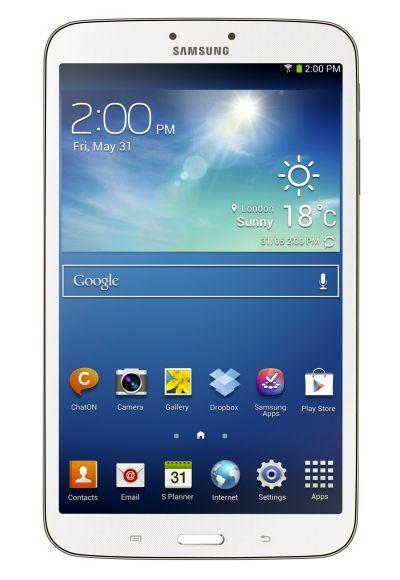 Samsung Galaxy Tab 3 8-inch.