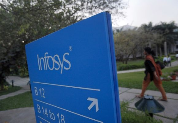 Infosys gave 7,500 promotions during April-March.