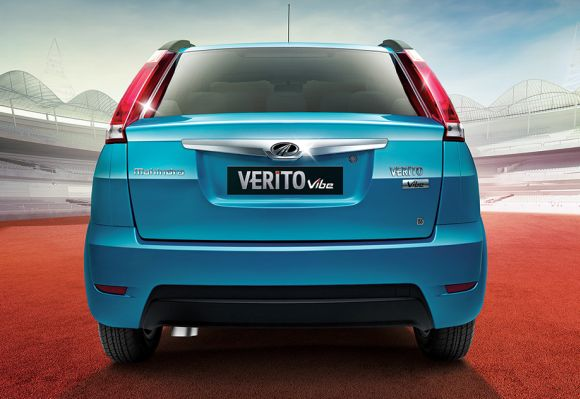Mahindra launches Verito Vibe at Rs 5.63 lakh