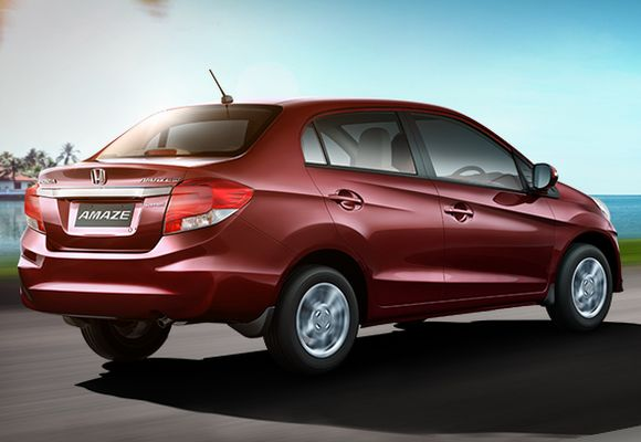 Honda hikes Amaze prices by up to Rs 8,000