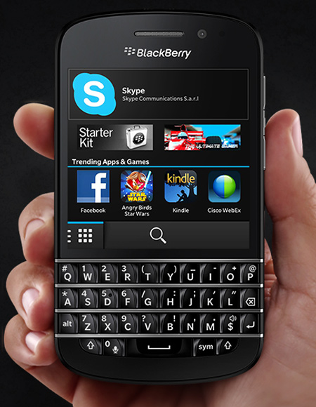 BlackBerry cuts prices of QWERTY handsets by Rs 6,000