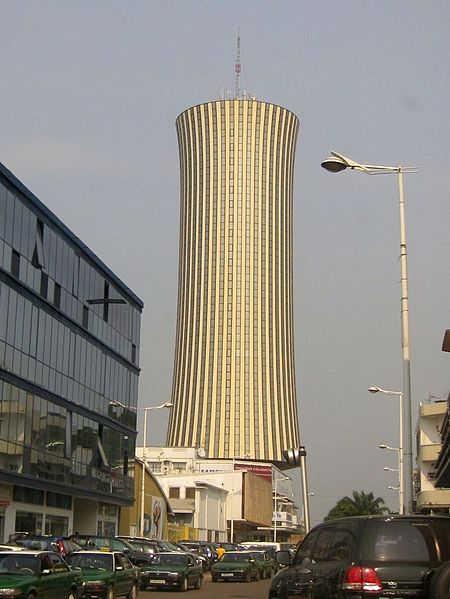 Brazzaville in Congo.