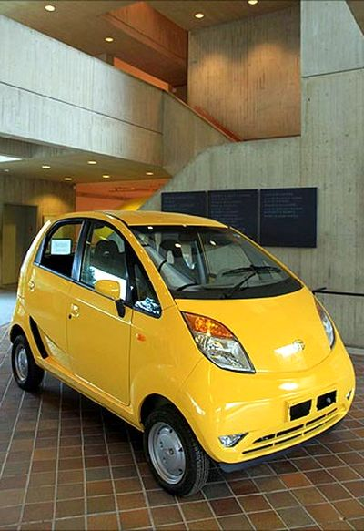 Tata Motors may launch CNG Nano, 2 more cars on June 19
