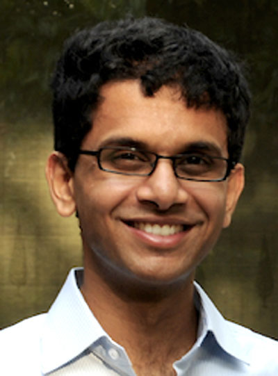 File photo of Narayana Murthy's son Rohan.
