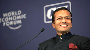 CBI registered fresh cases against Congress Member of Parliament Naveen Jindal and his company Jindal Steel and Power. Photograph: Reuters