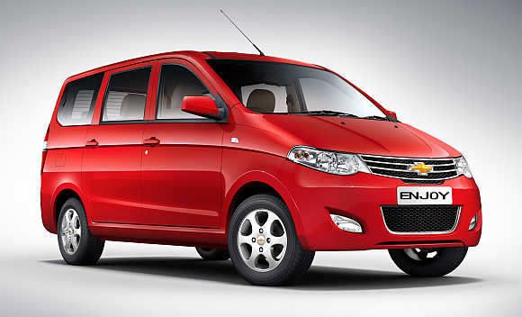 Auto War: Ertiga, Enjoy and Innova go head-to-head