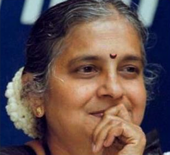 sudha murty Sudha murty was born in 1950 in shiggaon in north karnataka she did her mtech in computer science, and is now the chairperson of the infosys foundation.