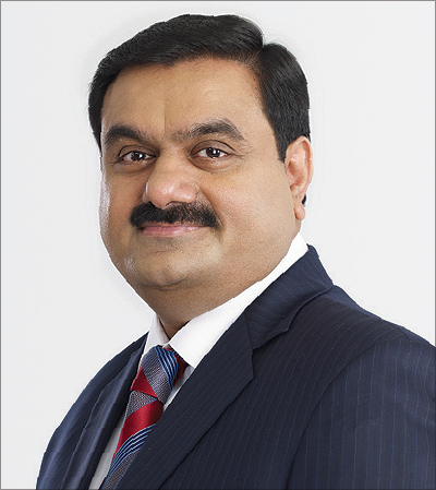 Gautam Adani, chairman, Adani Group.