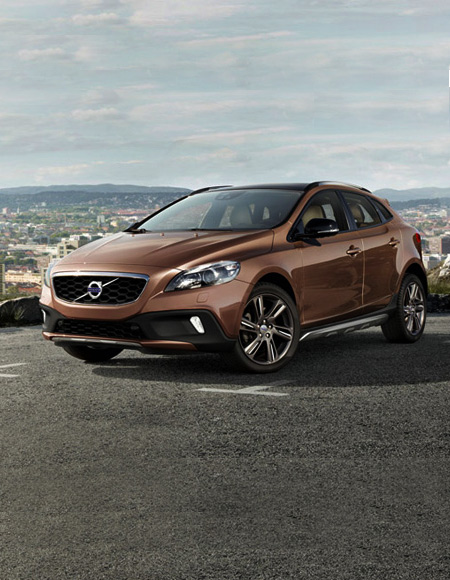 V40 'Cross Country'.