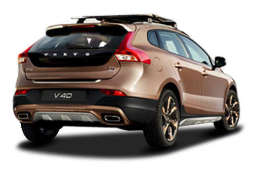 Volvo launches V40 Cross Country luxury hatchback at Rs 28.5 lakh