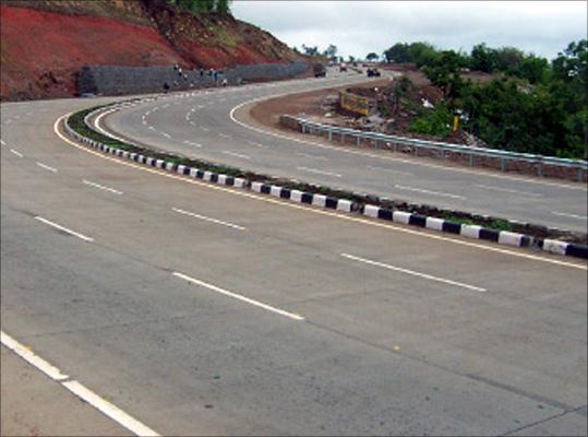 West Gujarat Expressway.