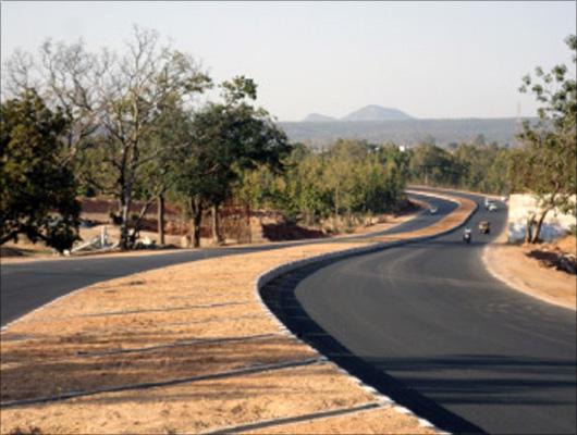 Hazaribagh Ranchi Expressway.