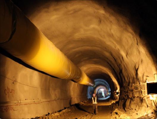 Chenani Nashri Tunnelway