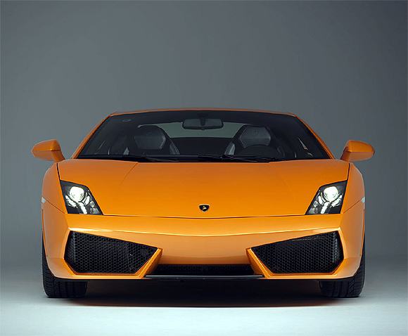 Indian Limited Edition Gallardo LP550-2.