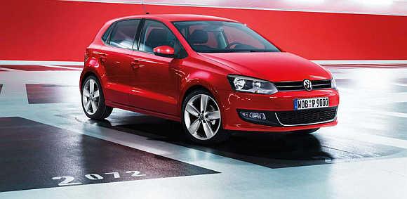 Volkswagen's Polo.