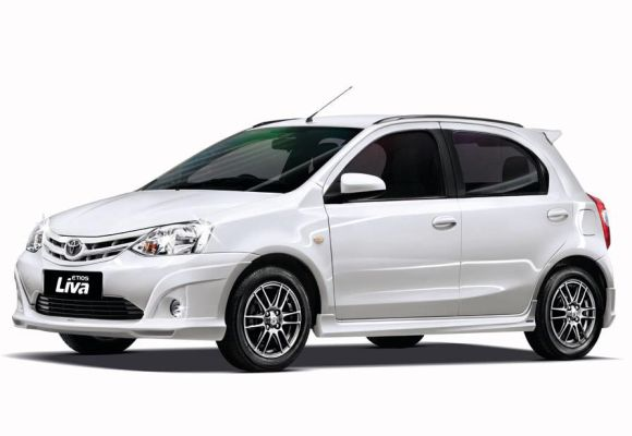 Toyota EtiosLiva Sportivo