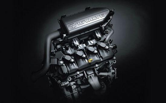 Toyota EtiosLiva Sportivo engine.