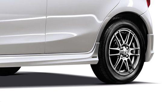 Toyota EtiosLiva Sportivo.