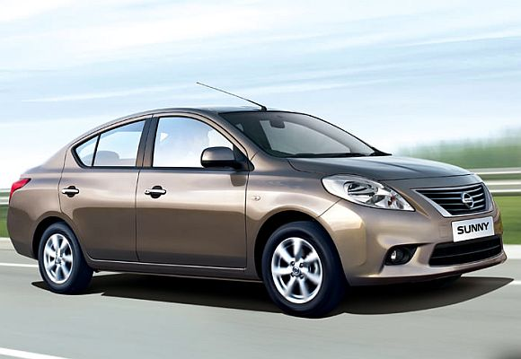 Nissan Readies Small Car For India Under Datsun Brand Rediff Com