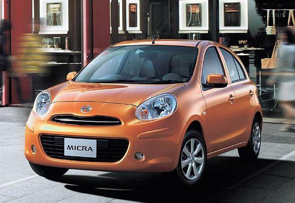 Nissan readies small car for India under Datsun brand - Rediff.com ...