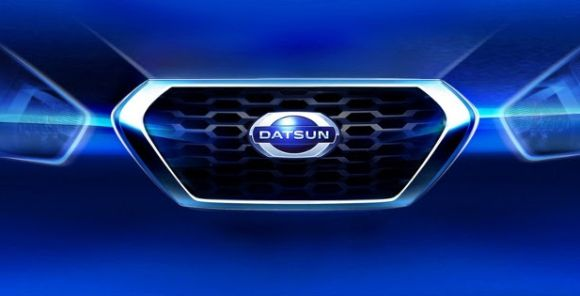 Datsun teaser.