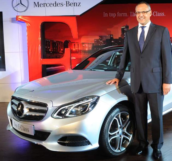 The Rs 41.51 lakh Mercedes E Class now in India