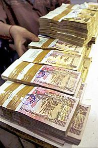 India probing 1,704 money laundering, terror funding cases