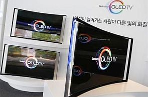 Samsung's oled TV