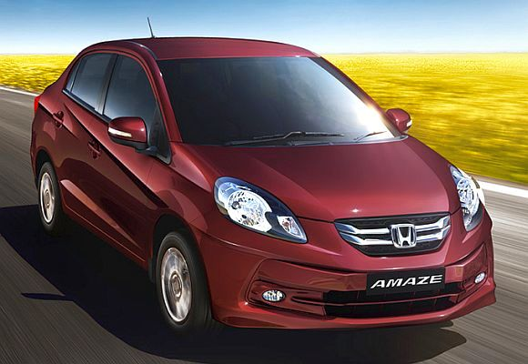 Can Tata Zest beat its rivals Maruti Dzire, Honda Amaze?
