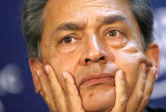Rajat Gupta.