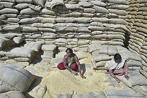 Food Security Bill faces fresh challenge. PhotSharma/reutersMunish