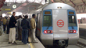 Reliance Infra wants DMRC to pay Rs 795 cr as compensation. Photograph: Reuters