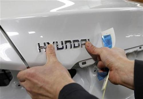 Hyundai Motor sales up 5%