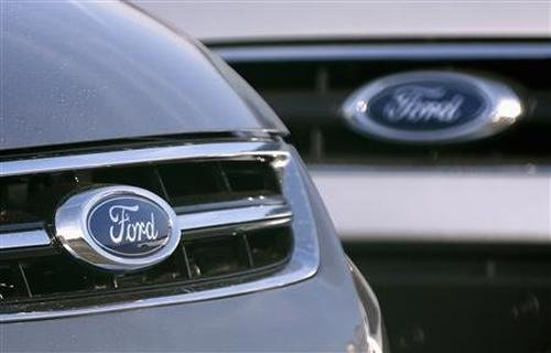Ford India sales fall 30%
