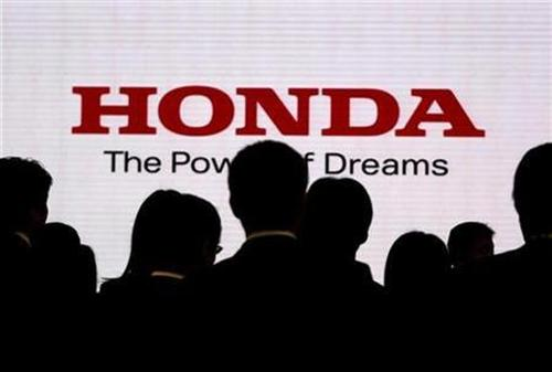 Honda Cars domestic sales fall 26%