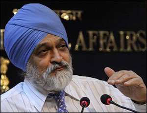 We are clear in our minds on what the solution is: Montek Singh Ahluwalia