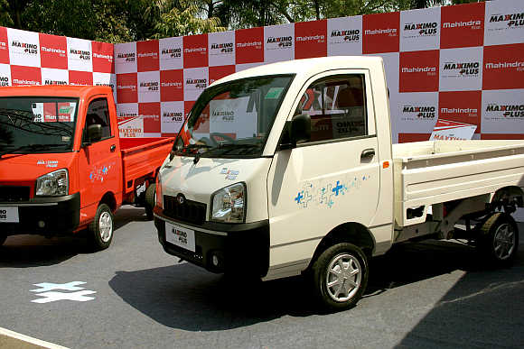 Mahindra Maxximo Plus in India at Rs 3.49 lakh