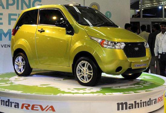 Mahindra Reva to launch its electric car E2O in March