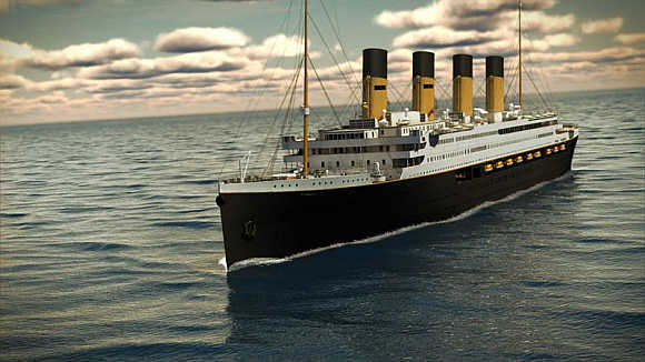 The new ship named Titanic II will be every bit as luxurious as the original.
