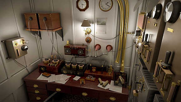 Marconi installation aboard Titanic demonstrated the epitome of technological advancement.