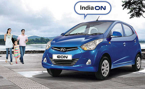 Hyundai Eon.