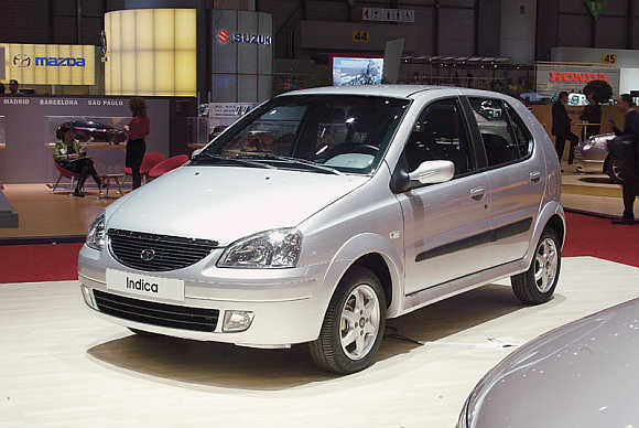 Tata Indica.