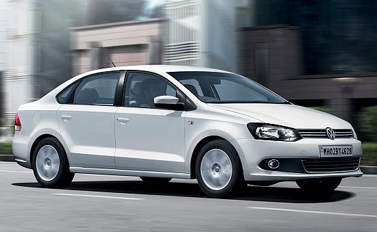 Volkswagen Vento carries a cash discount of Rs 30,000 and free insurance.