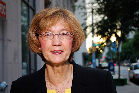 Elaine Marshall.