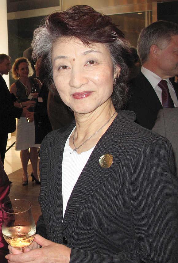 Yoshiko Mori.