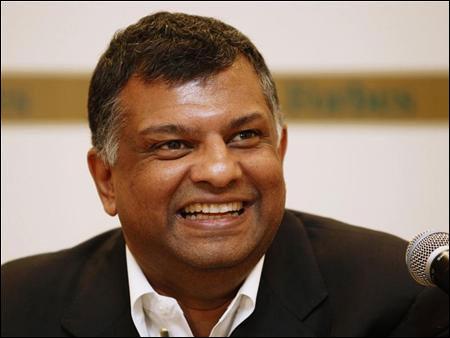 AirAsia's CEO Tony Fernandes.
